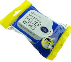 Relief Wipes