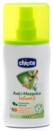 chicco antimosquito spray